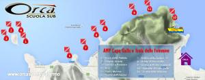 ORCA Palermo - immersioni AMP Capo Gallo