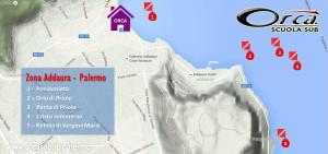 ORCA Palermo - immersioni Addaura