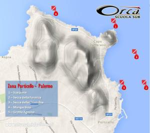 ORCA Palermo - immersioni Porticello