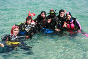 Il corso giusto per te per cominciare a fare subacquea